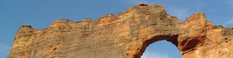 Parque Nacional da Serra da Capivara - PI