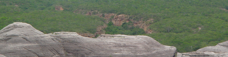 Parque Nacional da Serra das Confusões - PI